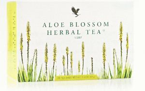 Aloë Blossom Herbal Tea